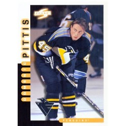 1997-98 Score Pittsburgh Penguins c. 20of20 Domenic Pitis PIT