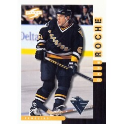 1997-98 Score Pittsburgh Penguins c. 17of20 Dave Roche PIT