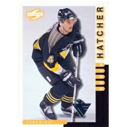 1997-98 Score Pittsburgh Penguins c. 8of20 Kevin Hatcher PIT
