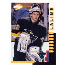 1997-98 Score Pittsburgh Penguins c. 03of20 Patrick Lalime PIT
