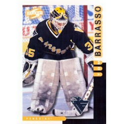 1997-98 Score Pittsburgh Penguins c. 01of20 Tom Barrasso PIT