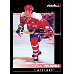 1992-93 Pinnacle c. 151 Michal Pivonka WSH