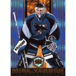 1998-99 Pacific Dynagon Ice c. 170 Mike Vernon SJS