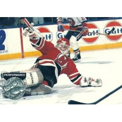 1991-92 Pro Set Platinum c. 288 Chris Terreri NJD