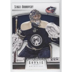 2013-14 Panini Rookie Anthology c. 025 Sergei Bobrovsky CBS