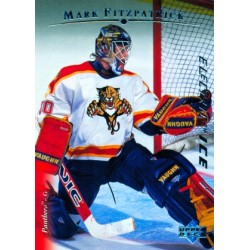 1995-96 Upper Deck Electric Ice c. 423 Mark Fitzpatrick FLO