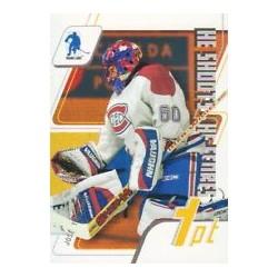 2003-04 BAP Memorabilia He Shoots - He Scores Points c. NNO Jose Theodore MON