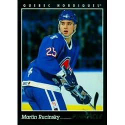 1993-94 Pinnacle Canadian c. 196 Martin Rucinsky QUE