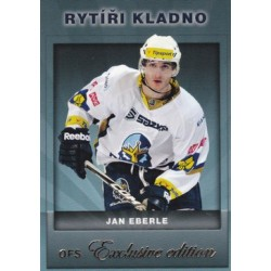 2012-13 OFS Exclusive Edition c. 051 Jan Eberle