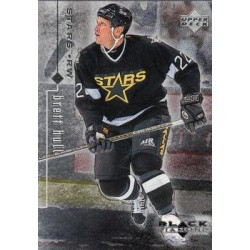 1998-99 Black Diamond c. 025 Brett Hull DAL