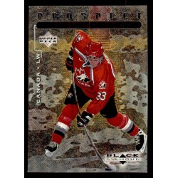1998-99 Black Diamond Prospect Triple Diamond  0573/1000 c. 094 Brenden Morrow CAN