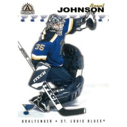 2001-02 Pacific Adrenaline c. 159 Brent Johnson STL
