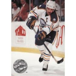 1991-92 Pro Set Platinum c. 013 Mike Ramsey BUF