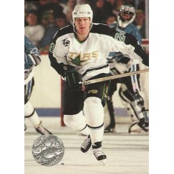 1991-92 Pro Set Platinum c. 058 Mark Tinordi MNS