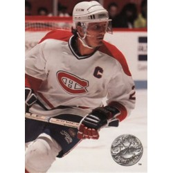 1991-92 Pro Set Platinum c. 063 Guy Carbonneau MON