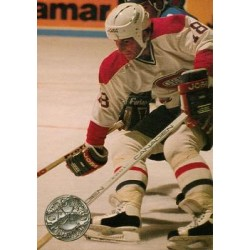 1991-92 Pro Set Platinum c. 064 Denis Savard MON