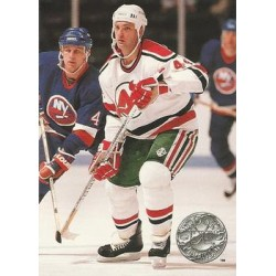 1991-92 Pro Set Platinum c. 067 Stephane Richer NJD