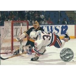1991-92 Pro Set Platinum c. 203 Steve Thomas