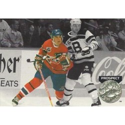 1991-92 Pro Set Platinum c. 259 John LeClair MON