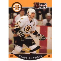 1990-91 Pro Set c. 002 Randy Burridge BOS