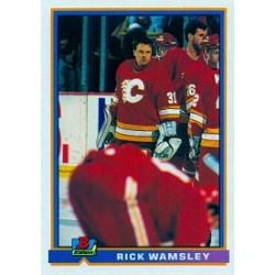 1991-92 Bowman c. 268 Wamsley Rick CGY