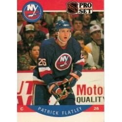 1990-91 Pro Set c. 182 Patrick Flatley
