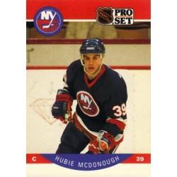1990-91 Pro Set c. 188 Hubie McDonough