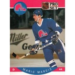 1990-91 Pro Set c. 253 Mario Marois QUE