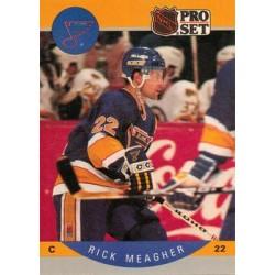 1990-91 Pro Set c. 267 Rick Meagher STL