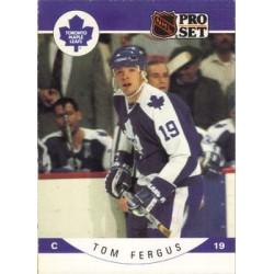 1990-91 Pro Set c. 279 Tom Fergus TOR