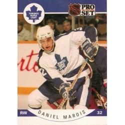 1990-91 Pro Set c. 284 Daniel Marois TOR