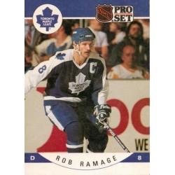 1990-91 Pro Set c. 288 Rob Ramage TOR