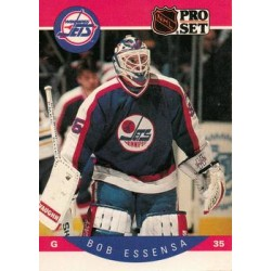 1990-91 Pro Set c. 328 Bob Essensa WIN