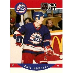1990-91 Pro Set c. 562 Phil Housley WIN