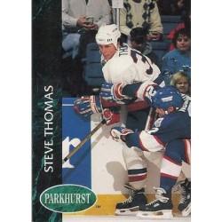 1992-93 Parkhurst c. 338 Steve Thomas