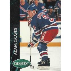 1992-93 Parkhurst c. 346 Adam Graves