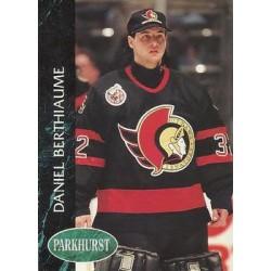 1992-93 Parkhurst c. 359 Daniel Berthiaume OTT
