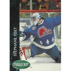 1992-93 Parkhurst c. 378 Stephane Fiset QUE
