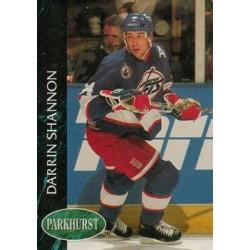 1992-93 Parkhurst c. 436 Darrin Shannon WIN