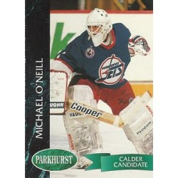 1992-93 Parkhurst c. 441 Mike ONeill WIN