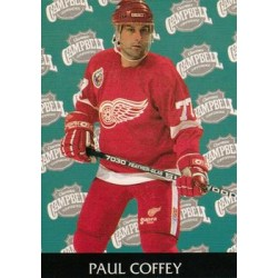 1992-93 Parkhurst c. 458 Paul Coffey DET