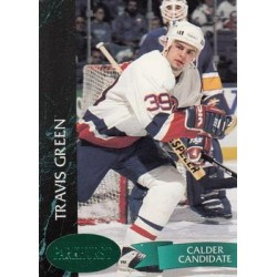 1992-93 Parkhurst Emerald Ice c. 343 Travis Green