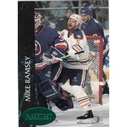 1992-93 Parkhurst Emerald Ice c. 256 Mik e Ramsey BUF