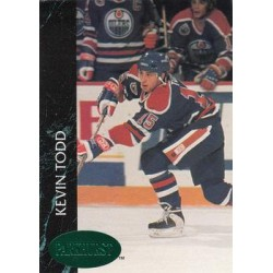 1992-93 Parkhurst Emerald Ice c. 285 Kevin Todd EDM