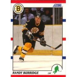 1990-91 Score American c. 72 Randy Burridge BOS