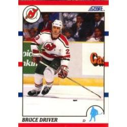 1990-91 Score American c. 109 Bruce Driver NJD