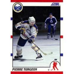 1990-91 Score American c. 110 Pierre Turgeon BUF