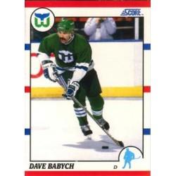 1990-91 Score American c. 172 Dave Babych HFD