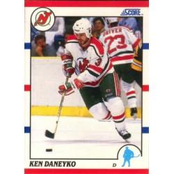 1990-91 Score American c. 178 Ken Daneyko NJD