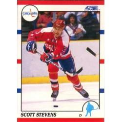 1990-91 Score American c. 188 Scott Stevens WSH